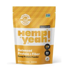 Protein Powder in a bag option