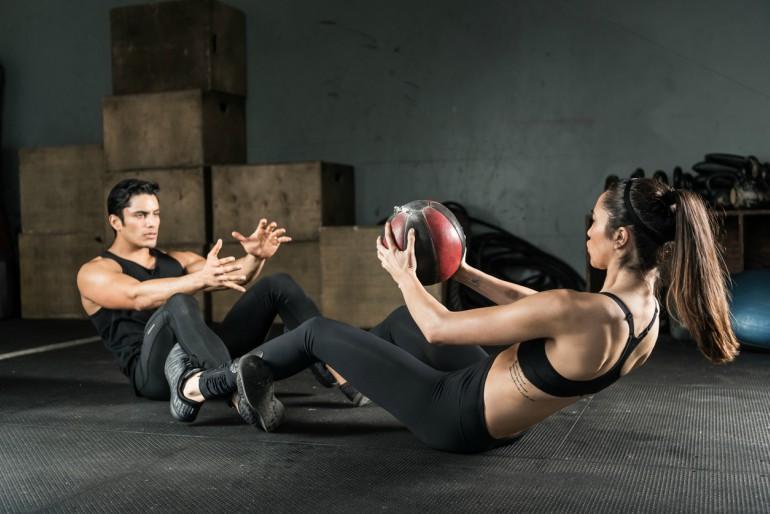 CrossFit Training near HMC Sheridan College