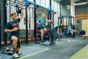 Fat Loss Weight Training Program Facility